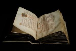 Handschrift aus dem 12.Jahrhundert
